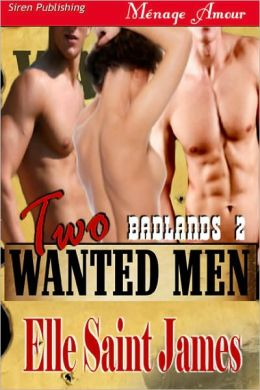 Two Wanted Men [Badlands 2] (Siren Publishing Menage Amour)