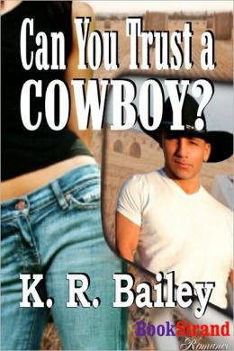 Can You Trust a Cowboy? (BookStrand Publishing Romance)