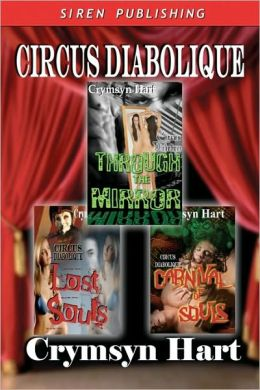 Circus Diabolique [Carnival of Souls: Through the Mirror: Lost Souls] (Siren Erotic Romance)