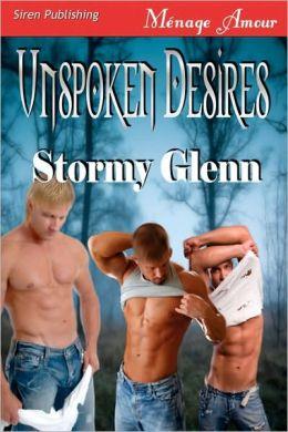 Unspoken Desires [Tri-Omega Mates 5] (Siren Publishing Menage Amour Manlove)