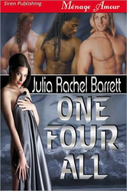 One Four All (Siren Publishing Ménage Amour)