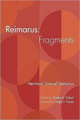 Reimarus: Fragments