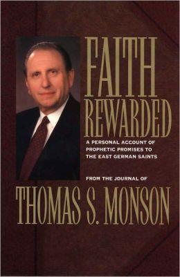 Faith Rewarded