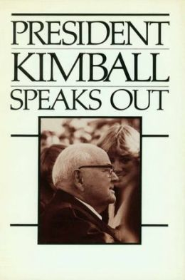 President Kimball Speaks Out