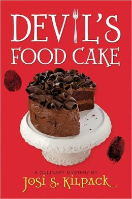 Devil's Food Cake (Culinary Murder Mysteries Series #3)