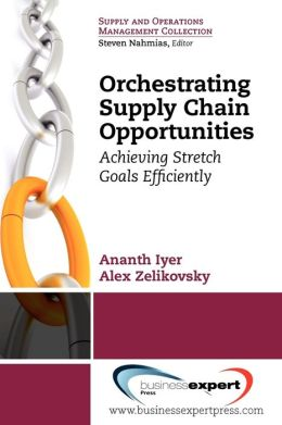 Orchestrating Supply Chain Opportunities