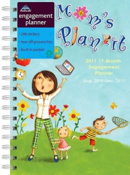2011 Mom's Plan-It Engagement Planner