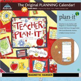2012 Teacher's Plan-It Plus Calendar