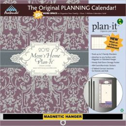 2012 Mom's Home Plan-It Plus Calendar