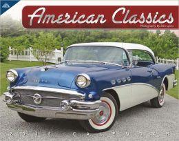 2012 American Classics 11x14 Wall Calendar Calendar