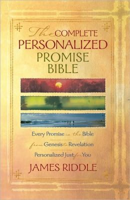 Complete Personalized Promise Bible