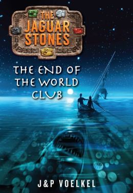 The End of the World Club, The Jaguar Stones, Book Two
