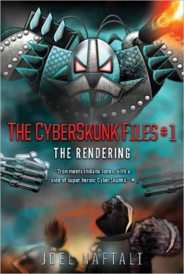 The Rendering (CyberSkunk Files Series #1)