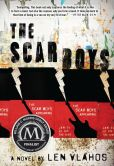 Book Cover Image. Title: The Scar Boys, Author: Len Vlahos