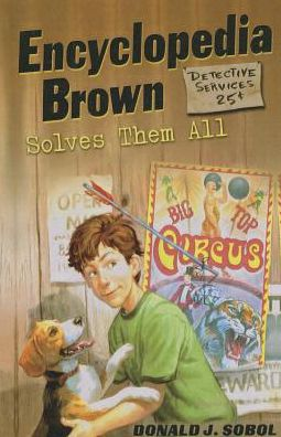 Encyclopedia Brown Solves Them All (Encyclopedia Brown Series #5)