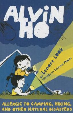 Allergic to Camping, Hiking, and Other Natural Disasters (Alvin Ho Series #2)