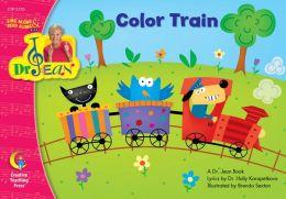 Color Train - Dr. Jean Lap Book