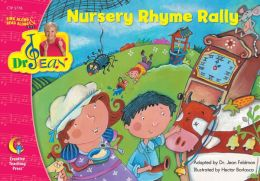 Nursery Rhyme Rally - Dr. Jean Lap Book