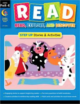 R.E.A.D. Step-Up Gr PreK-K