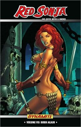 Red Sonja: She-Devil with a Sword, Volume 7