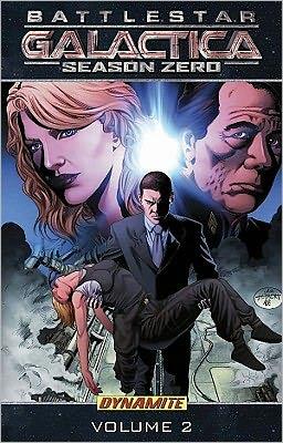 Battlestar Galactica: Season Zero, Volume 2B