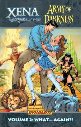 Xena/Army of Darkness, Volume 2