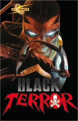Project Superpowers Black Terror, Volume 1