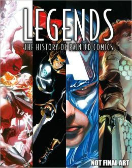 Legends: The History of Painted Comics