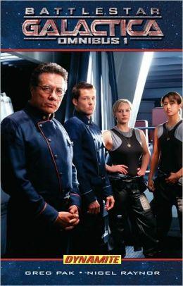 New Battlestar Galactica Omnibus