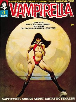 Vampirella Archives, Volume 1