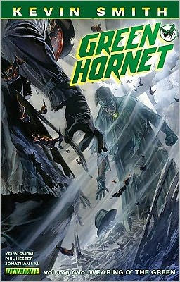 Kevin Smith's Green Hornet, Volume 2: Wearing o' the Green
