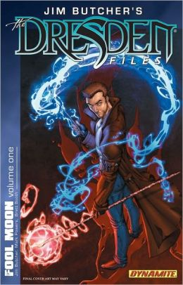 Jim Butcher's Dresden Files: Fool Moon, Part 1
