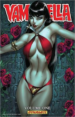 Vampirella, Volume 1: Crown of Worms