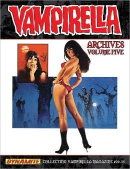Vampirella Archives, Volume 5