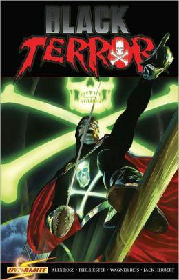 Black Terror, Volume 3: Inhuman Remains