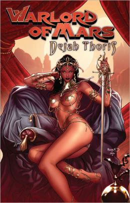 Warlord of Mars: Dejah Thoris, Volume 1: The Colossus of Mars