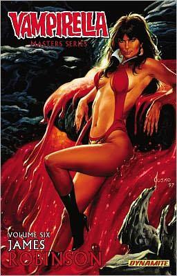 Vampirella Masters Series, Volume 6: James Robinson