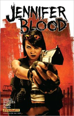 Garth Ennis' Jennifer Blood, Volume 1