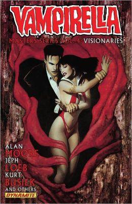 Vampirella Masters Series, Volume 4: Visionaries