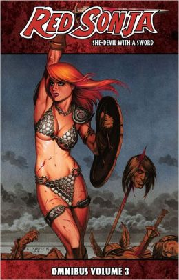 Red Sonja Omnibus, Volume 3