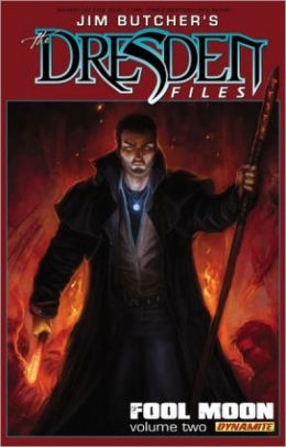 Jim Butcher's The Dresden Files: Fool Moon, Volume 2