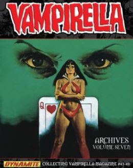 Vampirella Archives, Volume 7