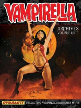 Vampirella Archives, Volume 9