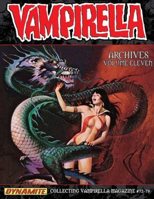 Vampirella Archives, Volume 11