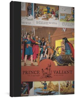 Prince Valiant, Volume 1: 1937-1938