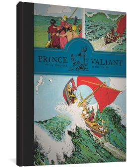 Prince Valiant, Volume 4: 1943-1944