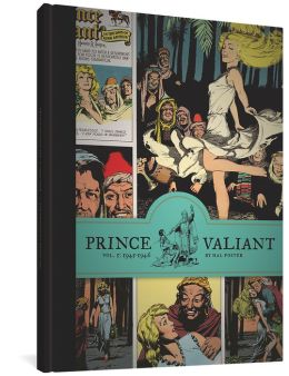 Prince Valiant, Volume 5: 1945-1946