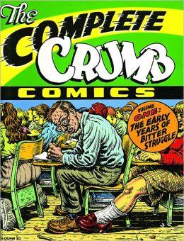 The Complete Crumb Comics: