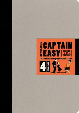 Captain Easy Volume 4