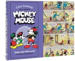 Walt Disney's Mickey Mouse Color Sundays: